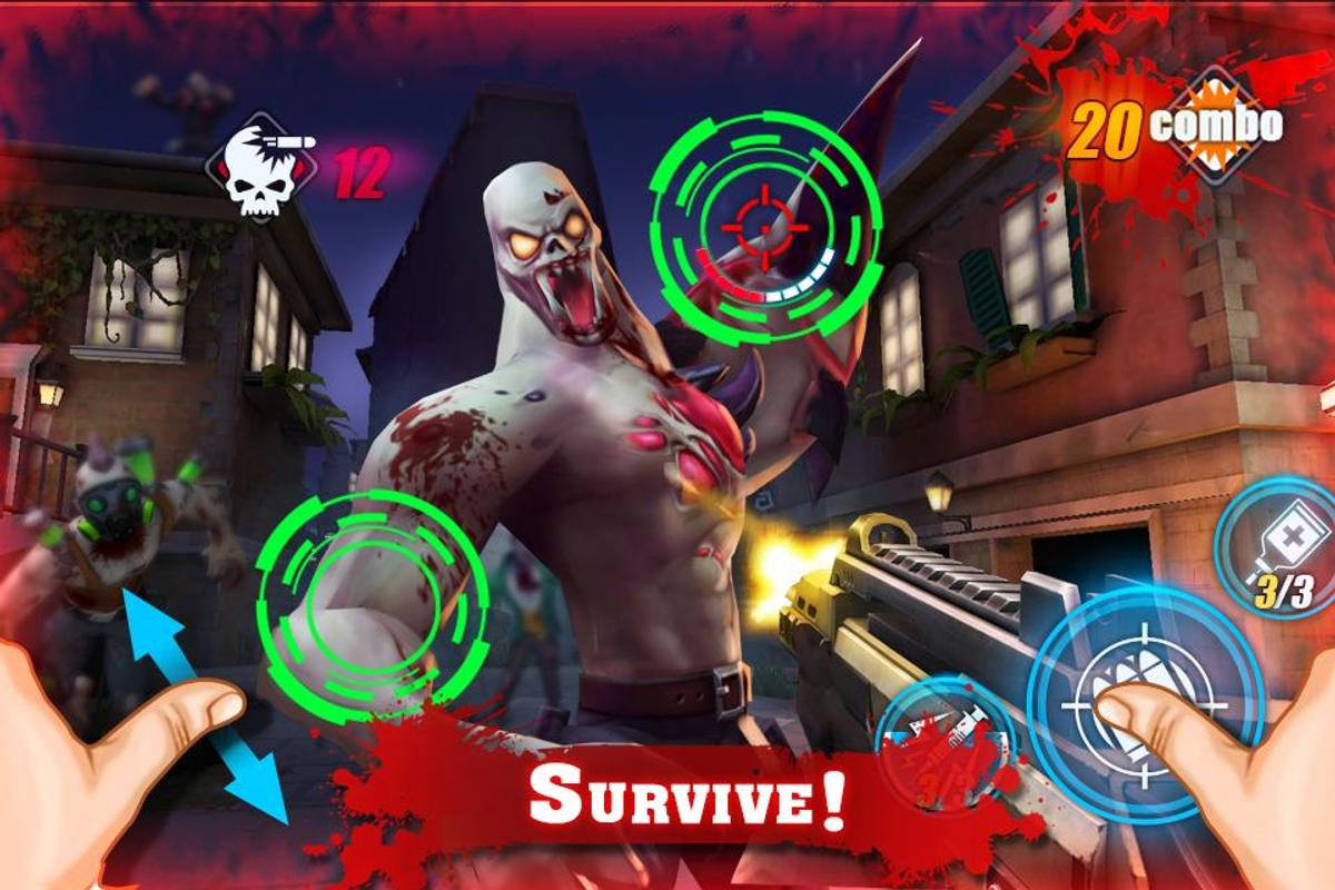 zombie carnaval android apk download