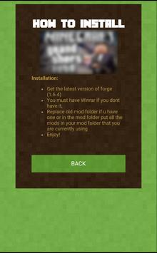 Mod & Skin GTA V for Minecraft apk screenshot
