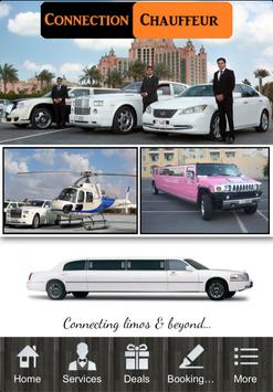 Connection Chauffeur Limo UAE poster