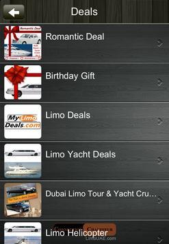 Connection Chauffeur Limo UAE apk screenshot