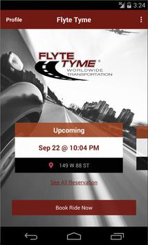 FlyteTyme Worldwide poster