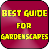 Guide for gardenscapes icon