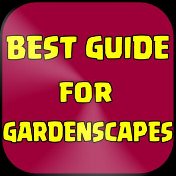 Guide for gardenscapes poster