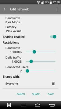 Wi-Share - WiFi Share apk screenshot