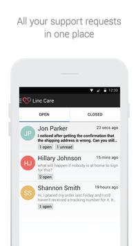 Linc Care - For Ecommerce poster