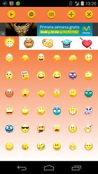 Lindos Emoji HD apk screenshot
