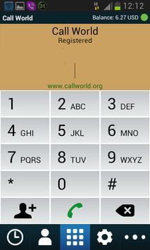 Callworld hd poster