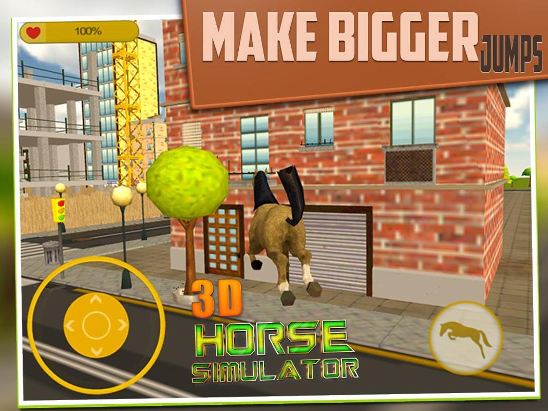 Cavalo 3d Simulador De Jogo Apk Baixar Gr Tis Simula O