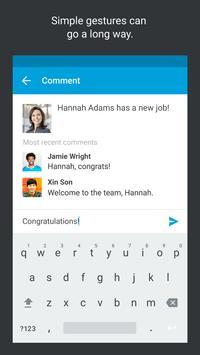 LinkedIn Connected apk screenshot