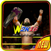 Best Guide 4 WWE 2K16 New icon