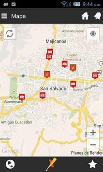 Alertux: Asaltos Clima Tráfico apk screenshot