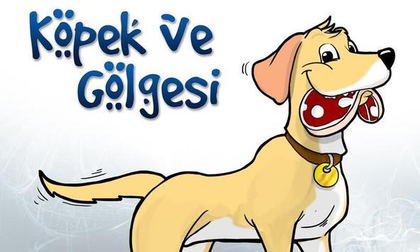 Köpek ve Gölgesi poster