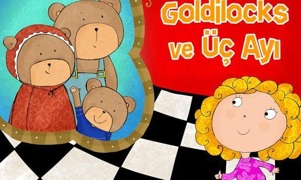 Goldilocks ve Üç Ayı poster