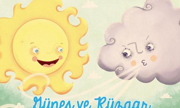 Güneş ve Rüzgar poster