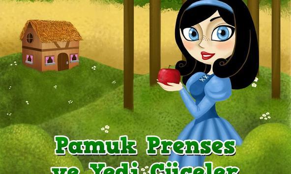 Pamuk Prenses ve Yedi Cüceler poster