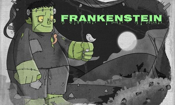O Frankenstein poster