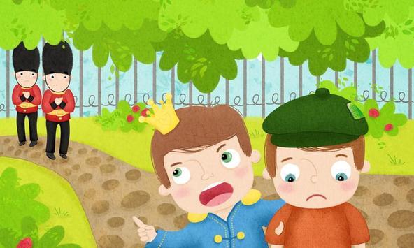 O Principe e o Mendigo apk screenshot