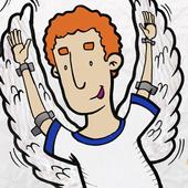 O menino que voou muito alto icon