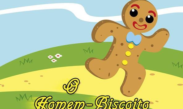 O Homem-Biscoito poster