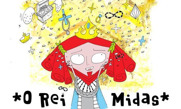 O Rei Midas poster