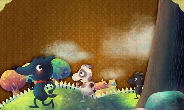O Lobo na pele de Cordeiro apk screenshot