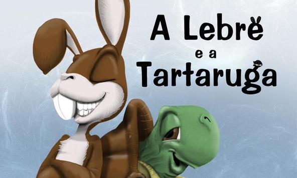 A Lebre e a Tartaruga poster