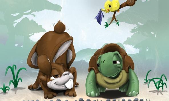 A Lebre e a Tartaruga apk screenshot
