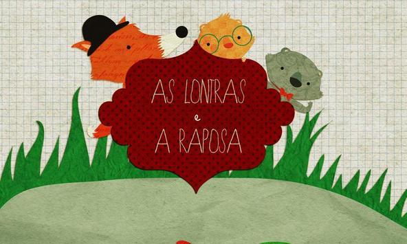 As Lontras e a Raposa poster
