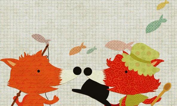 As Lontras e a Raposa apk screenshot