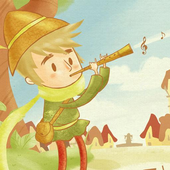 O Flautista de Hamelin icon