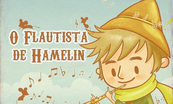 O Flautista de Hamelin poster