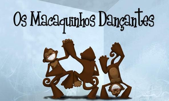 Os Macaquinhos Dançantes poster