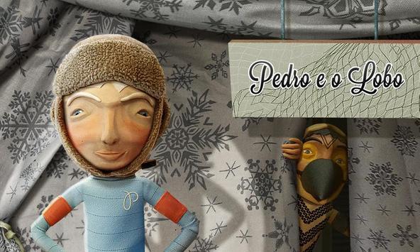 Pedro e o Lobo poster