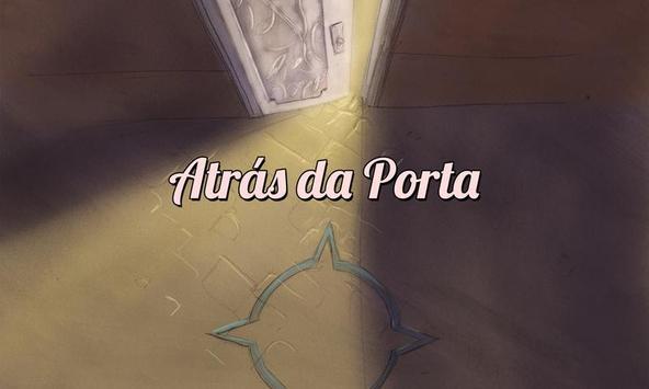Atrás da Porta poster