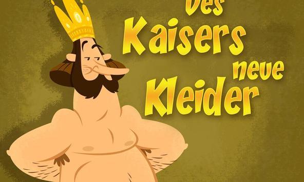 Des Kaisers neue Kleider poster