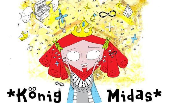 König Midas poster