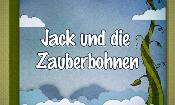 Jack und die Zauberbohnen poster