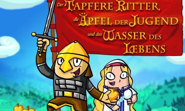 Der Tapfere Ritter poster