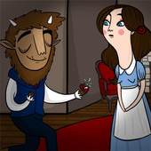The Beauty and the Beast icon