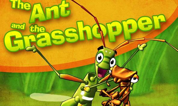 The Ant and the Grasshopper poster
