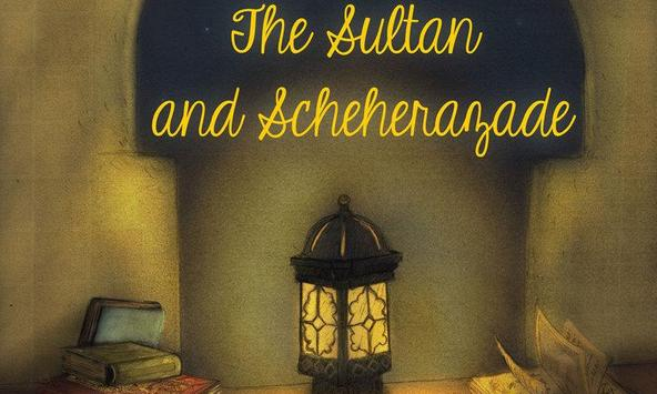 The Sultan and Scheherezade poster