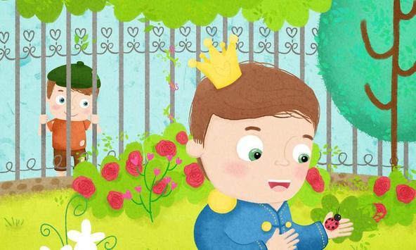 El príncipe y el mendigo apk screenshot