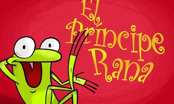 El Príncipe Rana poster
