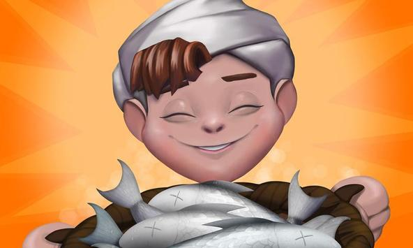El Pescador y el Genio apk screenshot