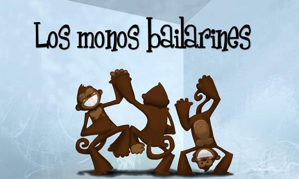 Los Monos Bailarines poster