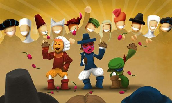 Los Monos Bailarines apk screenshot