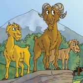 Los tres cabritos broncos icon