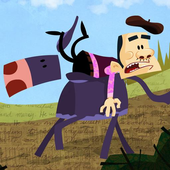 El ladrón y el burro icon