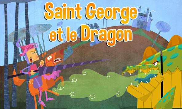 Saint George et le Dragon poster