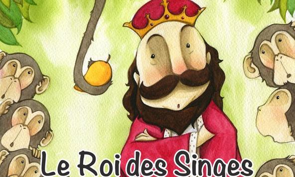 Le Roi des Singes poster